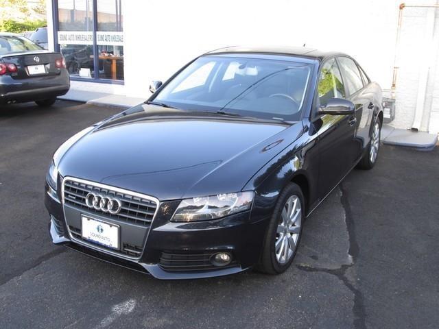 2012 Audi A4 2.0T quattro Premium photo