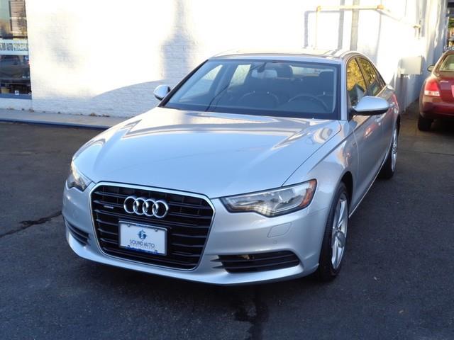 2012 Audi A6 3.0T quattro Premium Plus photo