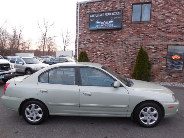 Used 2004 Hyundai Elantra in Newington, Connecticut | Wholesale Motorcars LLC. Newington, Connecticut