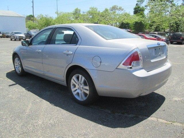 2007 Ford Fusion I-4 SEL photo