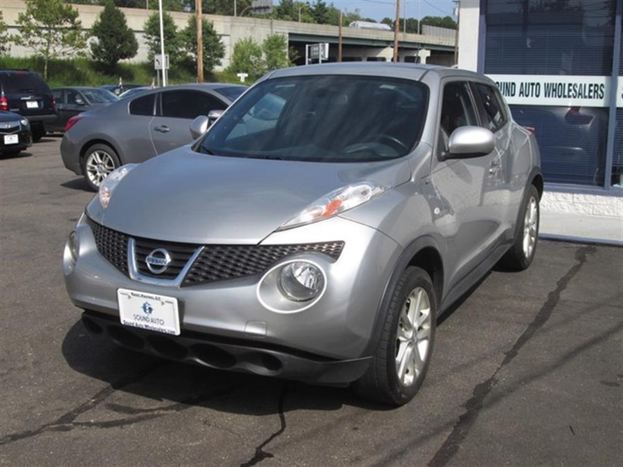 2011 Nissan JUKE S photo