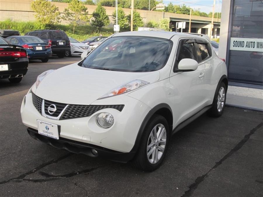 2012 Nissan JUKE S photo