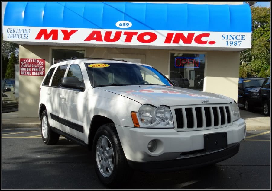 Used 2006 Jeep Grand Cherokee in Huntington Station, New York | My Auto Inc.. Huntington Station, New York
