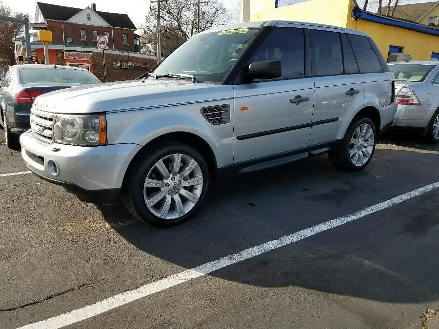 Used 2008 Land Rover Range Rover Sport in East Hartford , Connecticut | Classic Motor Cars. East Hartford , Connecticut