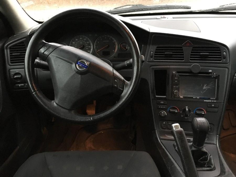 Used Volvo S60 2.4L Manual 2004   Boss Auto Sales. West Babylon, New York