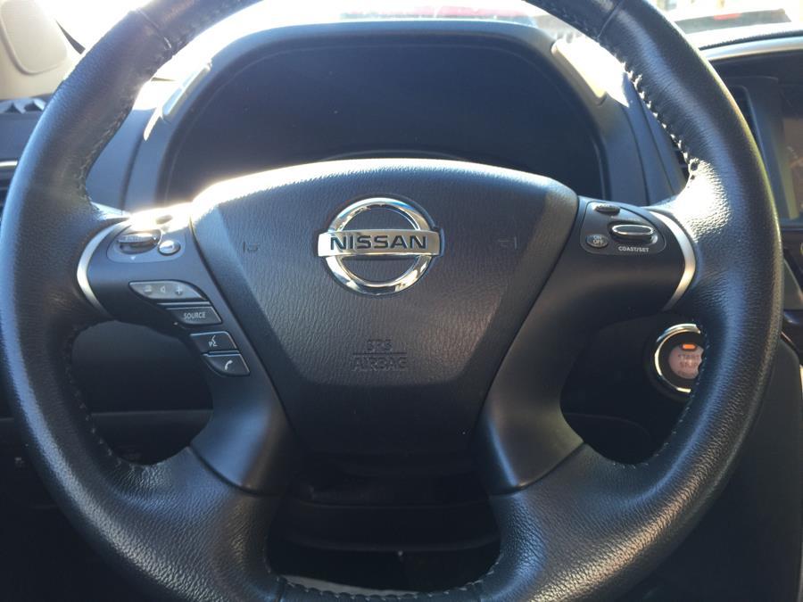 Used Nissan Pathfinder 4WD 4dr SL 2014 | Sylhet Motors Inc.. Jamaica, New York