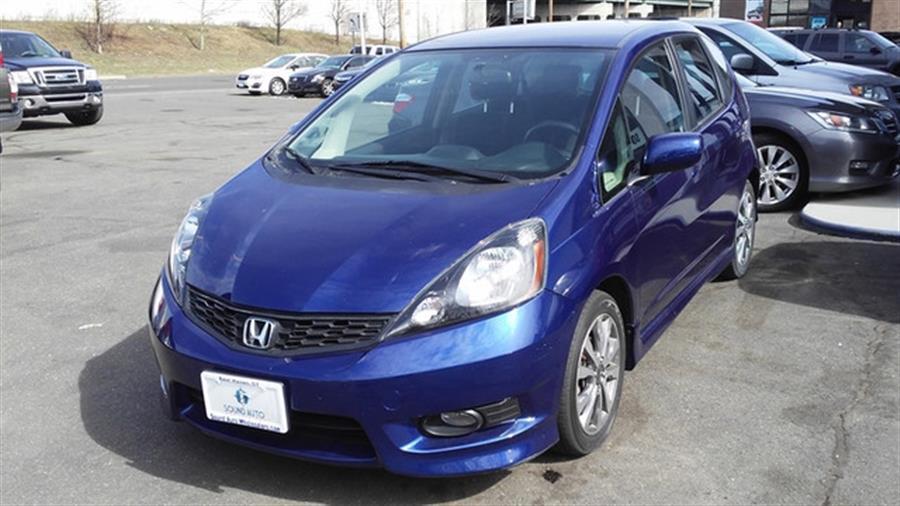 2013 Honda Fit Sport photo