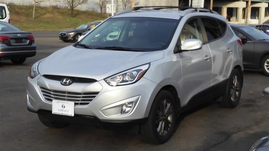 2014 Hyundai Tucson GLS photo