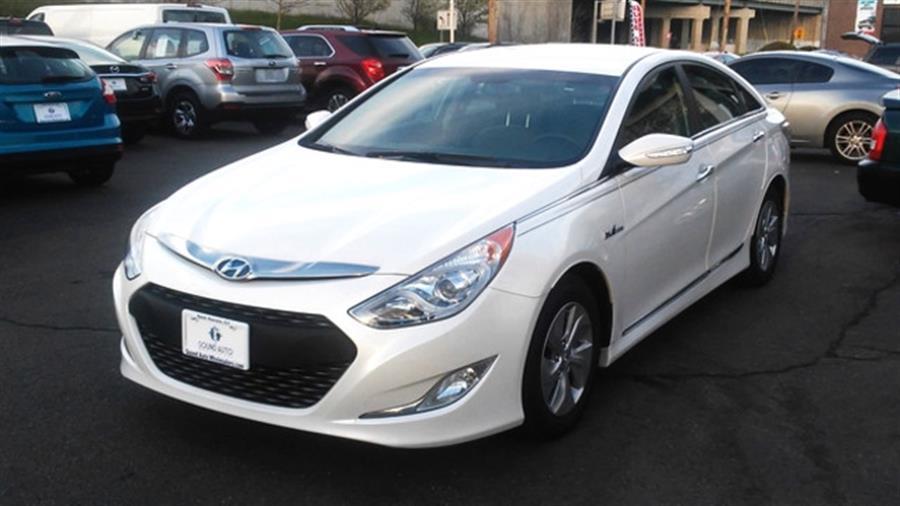 2014 Hyundai Sonata Hybrid photo