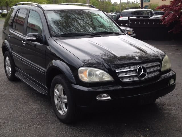 Used Mercedes-Benz M-Class 4MATIC 4dr 3.7L 2005 | Jan's Euro Motors, Inc. Huntington, New York