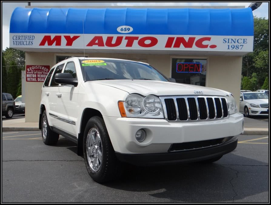 Used 2005 Jeep Grand Cherokee in Huntington Station, New York | My Auto Inc.. Huntington Station, New York