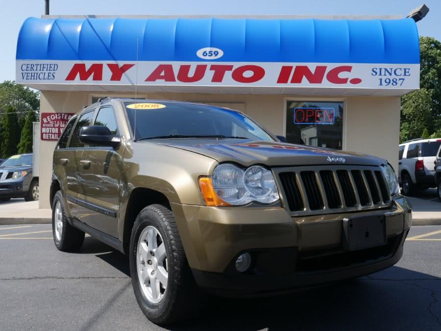 Used 2008 Jeep Grand Cherokee in Huntington Station, New York | My Auto Inc.. Huntington Station, New York