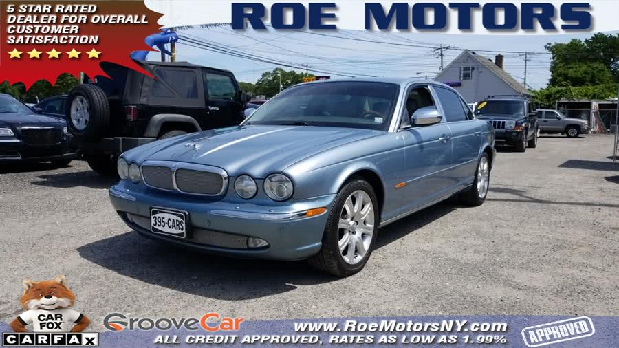 Used 2005 Jaguar XJ in Shirley, New York | Roe Motors Ltd. Shirley, New York