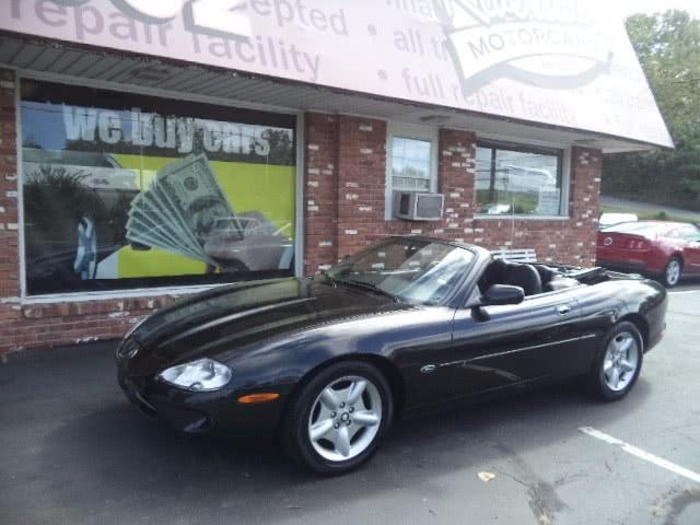 Used 1998 Jaguar XK8 in Naugatuck, Connecticut | Riverside Motorcars, LLC. Naugatuck, Connecticut