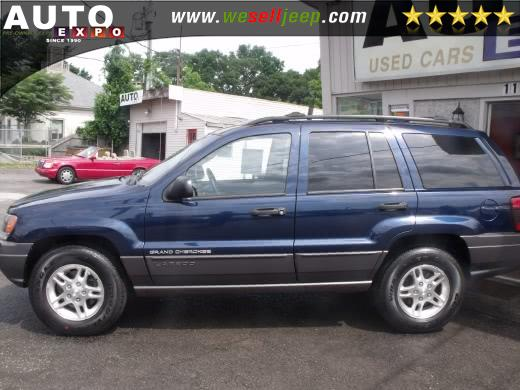 Used 2002 Jeep Grand Cherokee 4dr Laredo 4WD Jeep Used 2002 Jeep Grand Cherokee 4dr Laredo 4WD for sale in Huntington, NY In stock
