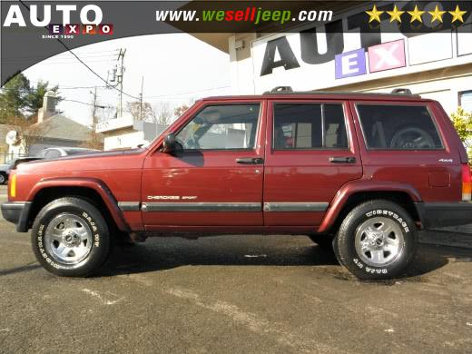 Used 2001 Jeep Cherokee 4dr Sport 4WD Jeep Used 2001 Jeep Cherokee 4dr Sport 4WD for sale in Huntington, NY In stock