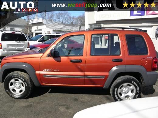 Used 2002 Jeep Liberty 4dr Sport 4WD Jeep Used 2002 Jeep Liberty 4dr Sport 4WD for sale in Huntington, NY In stock