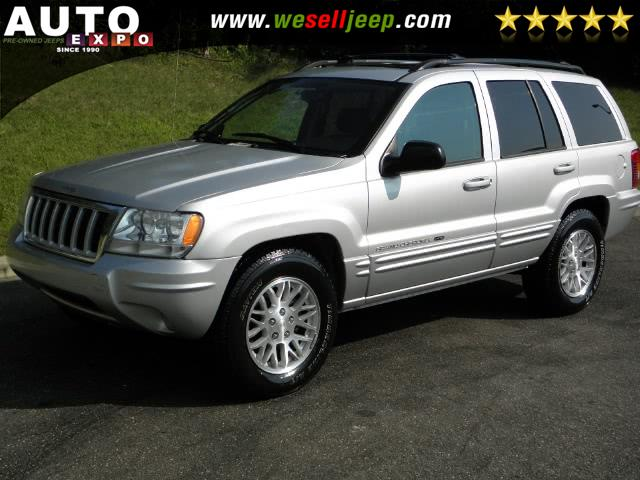 Used Jeep Grand Cherokee 4dr Limited 4WD 2004 | Auto Expo. Huntington, New York