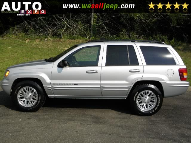 Used 2004 Jeep Grand Cherokee 4dr Limited 4WD Jeep Used 2004 Jeep Grand Cherokee 4dr Limited 4WD for sale in Huntington, NY In stock