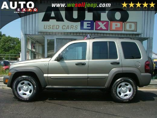 Used 2006 Jeep Liberty Util 4D Sport 4WD (V6) Jeep Used 2006 Jeep Liberty Util 4D Sport 4WD (V6) for sale in Huntington, NY In stock