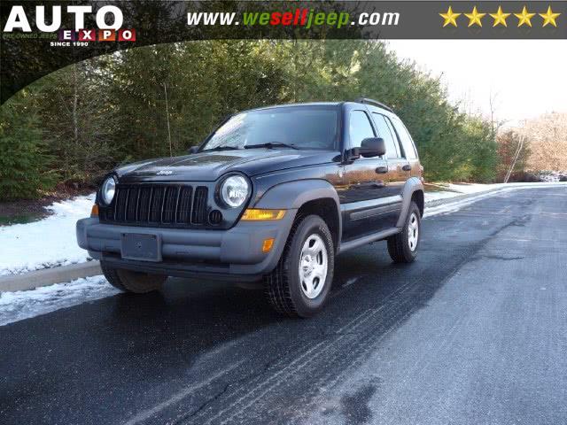 Used Jeep Liberty 4dr Sport 4WD 2006 | Auto Expo. Huntington, New York