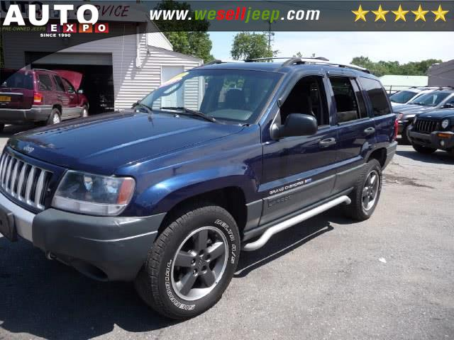 Used 2004 Jeep Grand Cherokee 4dr Laredo 4WD Freedom Edition Jeep Used 2004 Jeep Grand Cherokee 4dr Laredo 4WD Freedom Edition for sale in Huntington, NY In stock