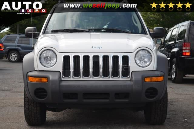 Used 2003 Jeep Liberty 4dr Sport 4WD Jeep Used 2003 Jeep Liberty 4dr Sport 4WD for sale in Huntington, NY In stock