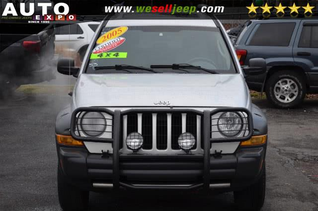 Used 2005 Jeep Liberty 4dr Renegade 4WD Jeep Used 2005 Jeep Liberty 4dr Renegade 4WD for sale in Huntington, NY In stock