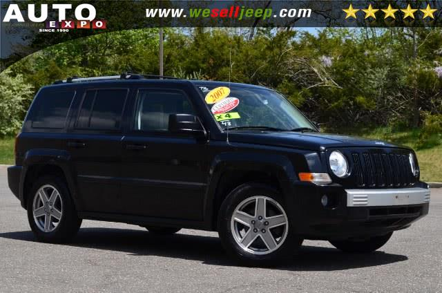 Used Jeep Patriot 2WD 4dr Limited 2007 | Auto Expo. Huntington, New York
