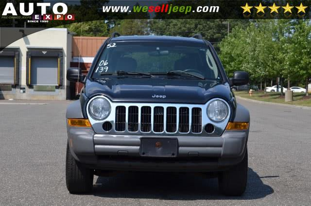 Used 2006 Jeep Liberty 4dr Sport 4WD Jeep Used 2006 Jeep Liberty 4dr Sport 4WD for sale in Huntington, NY In stock