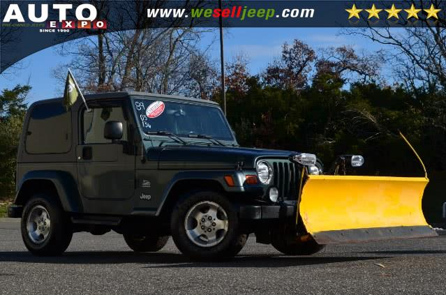 2003 Jeep Wrangler Sahara photo