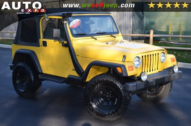 2001 Jeep Wrangler Sport photo