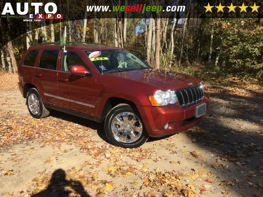 Used Jeep Grand Cherokee 4WD 4dr Limited 2008 | Auto Expo. Huntington, New York