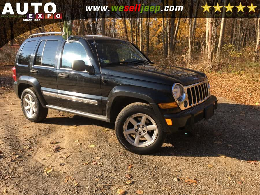 Used Jeep Liberty 4dr Limited 4WD 2006 | Auto Expo. Huntington, New York