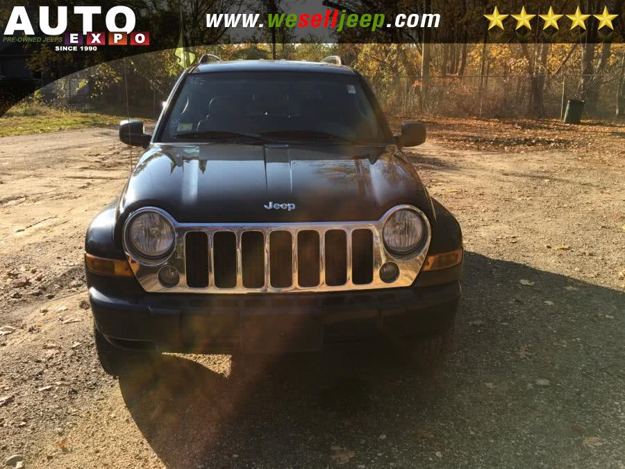 Used 2006 Jeep Liberty 4dr Limited 4WD Jeep Used 2006 Jeep Liberty 4dr Limited 4WD for sale in Huntington, NY In stock