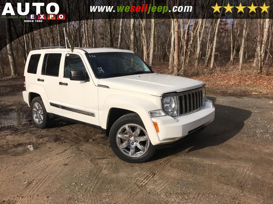 Used Jeep Liberty 4WD 4dr Limited 2008 | Auto Expo. Huntington, New York