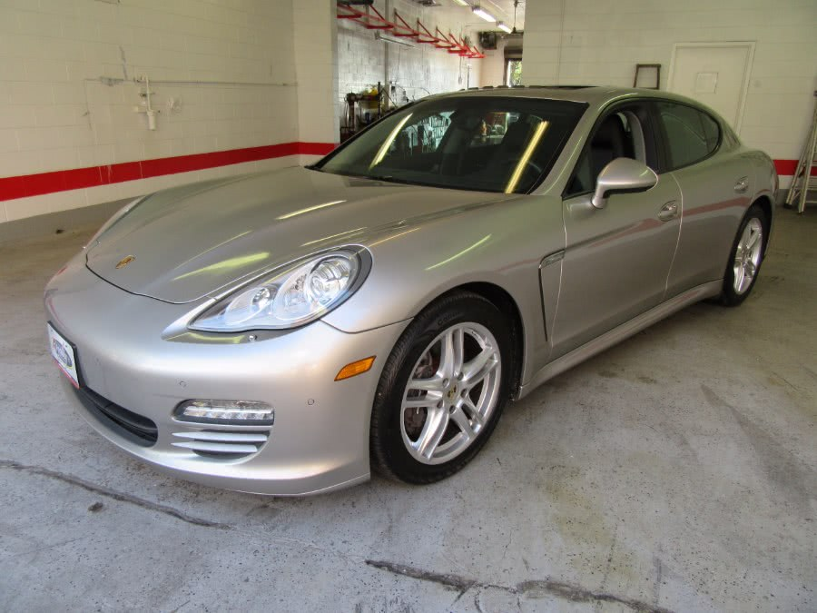 Used Porsche Panamera 4dr HB 4 2012   Victoria Preowned Autos Inc. Little Ferry, New Jersey