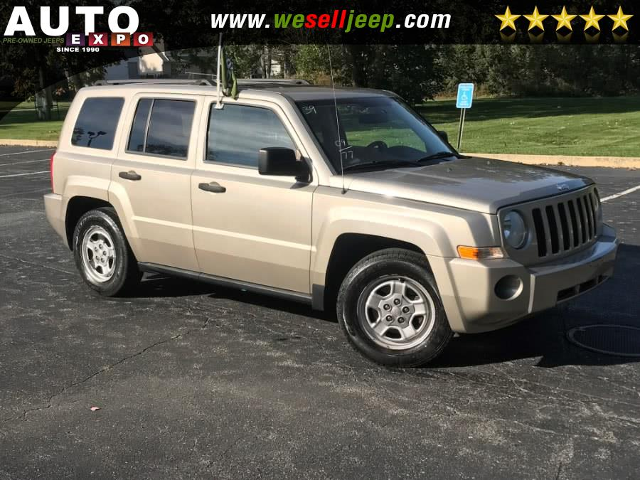 Used 2009 Jeep Patriot FWD 4dr Sport Jeep Used 2009 Jeep Patriot FWD 4dr Sport for sale in Huntington, NY In stock