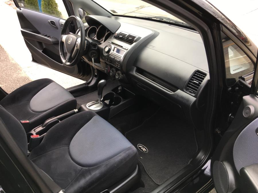 Used Honda Fit 5dr HB AT Sport 2007 | Carmoney Auto Sales. Baldwin, New York