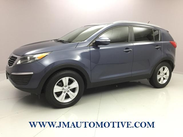 Used Kia Sportage AWD 4dr LX 2011 | J&M Automotive Sls&Svc LLC. Naugatuck, Connecticut