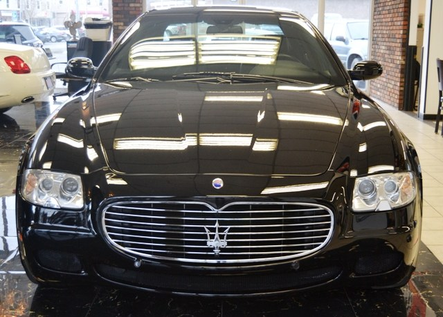 Used Maserati Quattroporte 4dr Sdn Sport GT Auto 2007 | Exclusive Motor Sports. Central Valley, New York