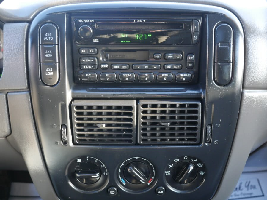 """Used Ford Explorer 4dr 114"""" WB 4.0L XLT 4WD 2003   My Auto Inc.. Huntington Station, New York"""