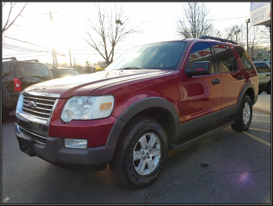 """Used Ford Explorer 4dr 114"""" WB 4.0L XLT 4WD 2006 
