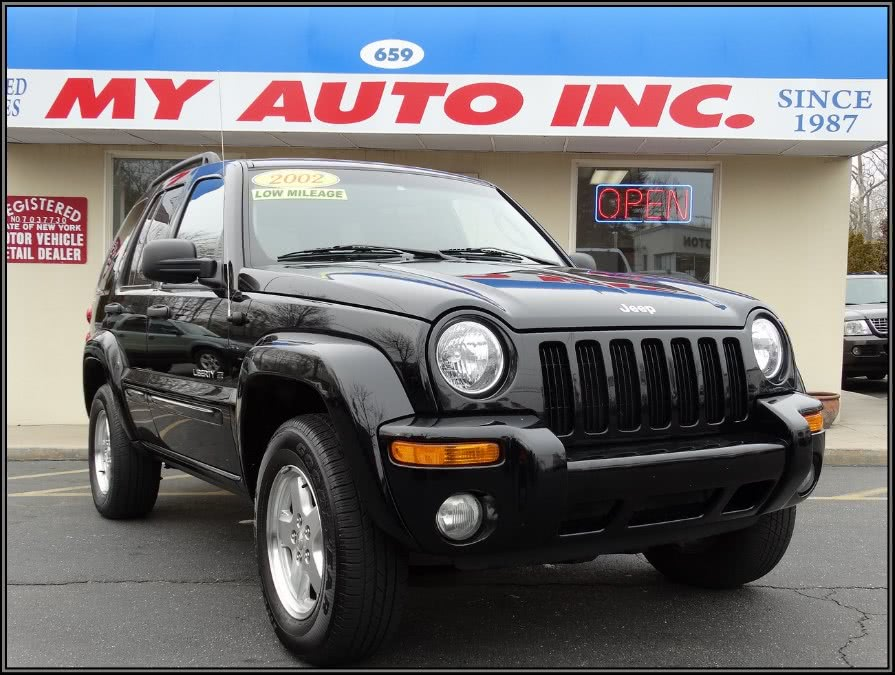 Used 2002 Jeep Liberty in Huntington Station, New York | My Auto Inc.. Huntington Station, New York