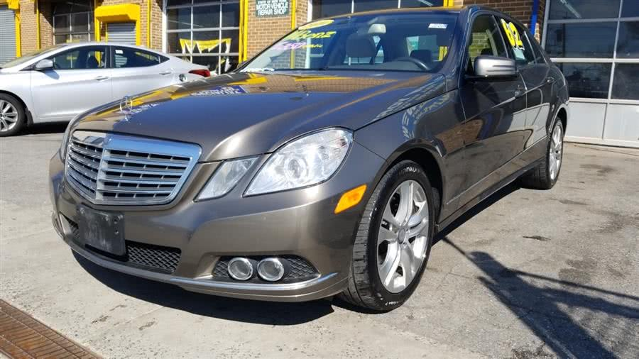 Used 2010 Mercedes-Benz E-Class in Bronx, New York | New York Motors Group Solutions LLC. Bronx, New York