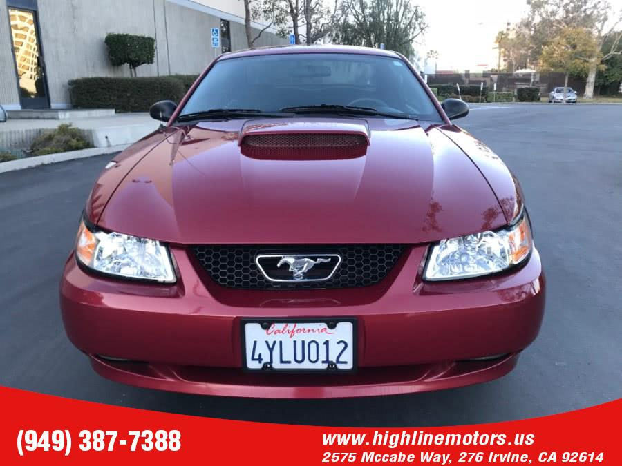 Used Ford Mustang 2dr Cpe GT Deluxe 2002 | High Line Motors LLC. Irvine, California