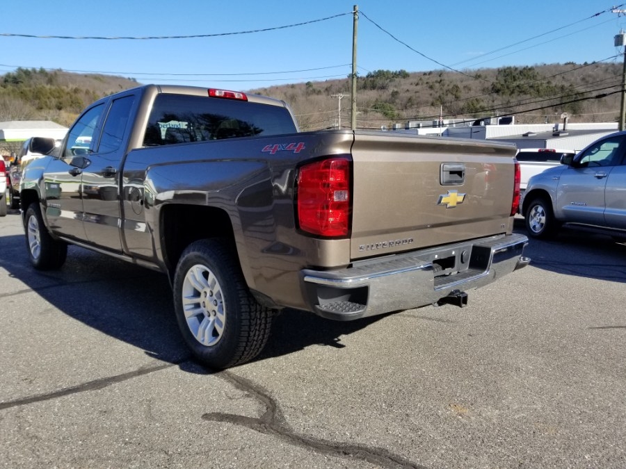 """2014 Chevrolet Silverado 1500 4WD Double Cab 143.5"""" LT w/1LT, available for sale in Thomaston, CT"""