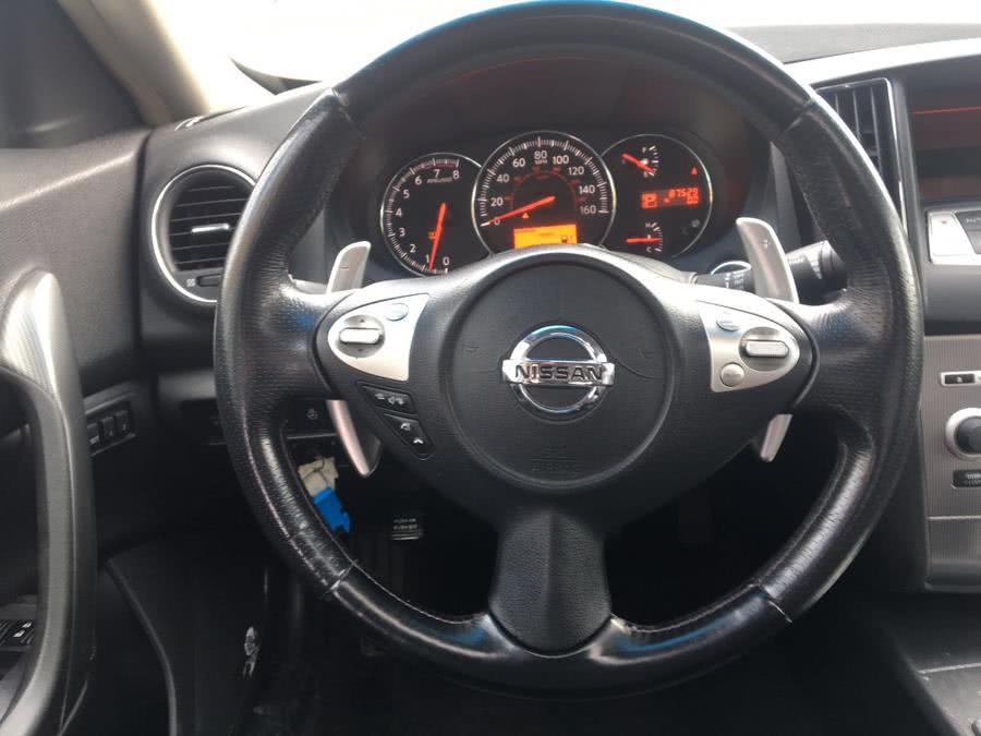Used Nissan Maxima 4dr Sdn V6 CVT 3.5 SV w/Premium Pkg 2009 | NYC Automart Inc. Brooklyn, New York