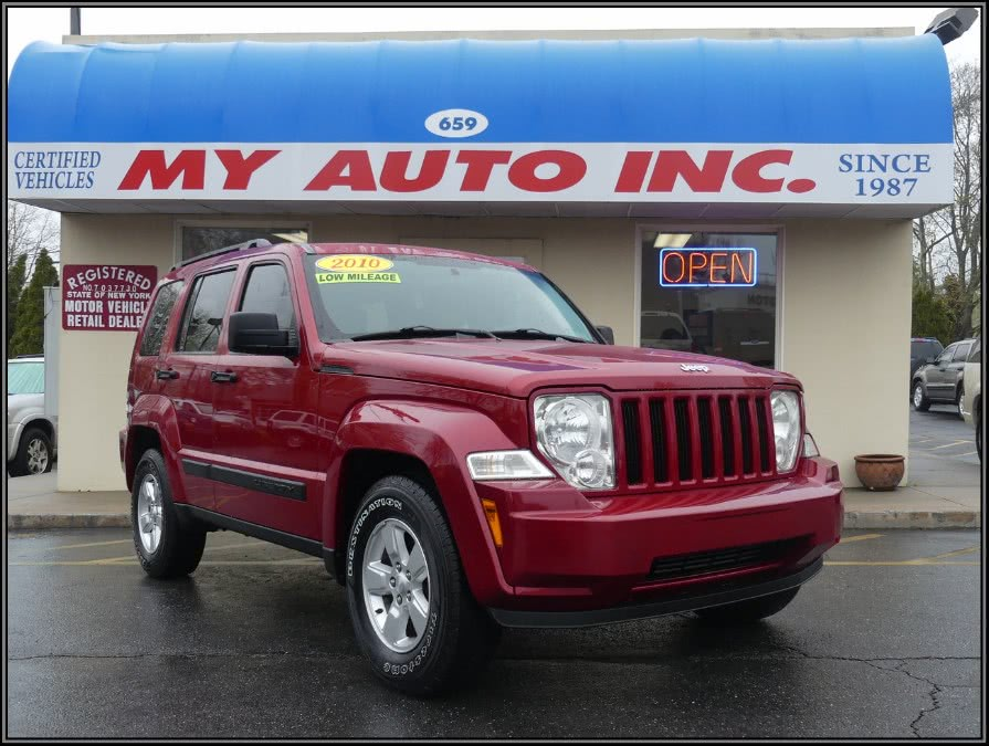 Used 2010 Jeep Liberty in Huntington Station, New York | My Auto Inc.. Huntington Station, New York