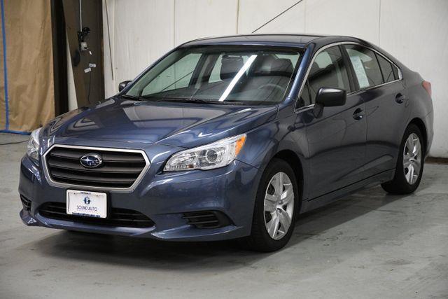 The 2015 Subaru Legacy 2.5i photos
